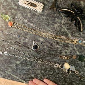 Lia Sophia necklace bundle